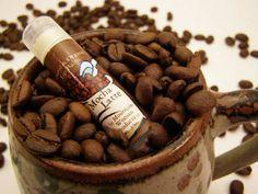 sounds like something I'd like to try :) Mocha Latte Natural & Organic Lip Balm by organicmountainwoman
