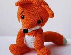 Amigurumi Pattern - Lisa The Fox