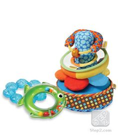 Infantino | Activity Stacker | Infant Toys