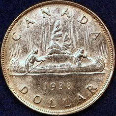 """Item specifics     Certification:   Uncertified   Circulated/Uncirculated:   Unknown     Grade:   Ungraded      1938 Nice High Grade """"George VI"""" Canada Silver Dollar!!  #D0684  Price : $175.00 ..."""