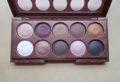 My thoughts on NYX  Cosmetics Dream Catcher Palette in Golden Horizons #bbloggers