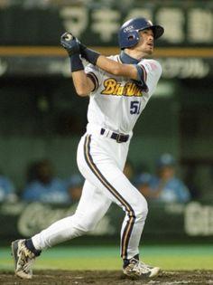 Ichiro Suzuki, used to play in Orix Blue Wave, NPB