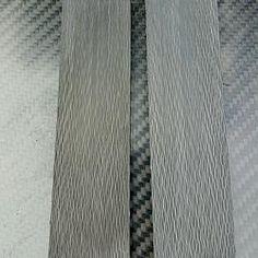 """Blackwood Carbon Fiber Scales 1.5""""x6""""x.27""""  $25"""