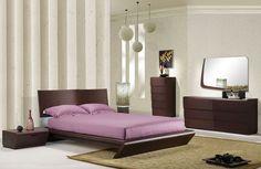 Camera da letto in stile zen n.15