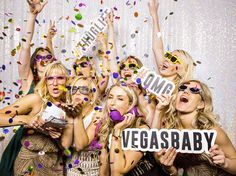 Ideas for your bachelorette party. Girls just want to have fun! #SquadGoals