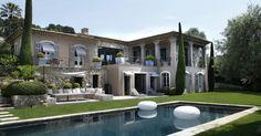 L'orangerie – Collection Privée Architecture / Cabinet d'Architectes à Cannes Fabulous home just above Cannes