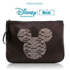 Disney Mickey Mouse Purse Clutch  Hand  Bag Pouch Character Circle Mickey  Bag    Clothing, Shoes & Accessories, Women's Handbags & Bags, Handbags & Purses   eBay!