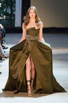 Alexandre Vauthier, Fall 2016 - The Most Extraordinary Dresses at Paris Couture Week Fall 2016 - Photos
