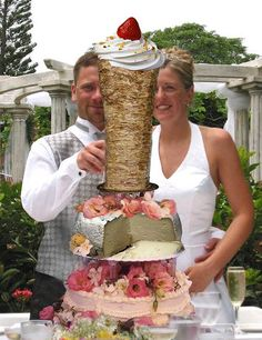 unusual weddings | Unusual Wedding Cakes