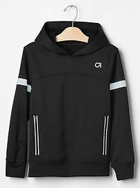 GapFit kids reflective hoodie
