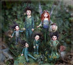 Miniature one of a kinds by Tatjana Raum/Chopoli