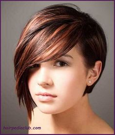 short haircuts for fine hair - Google Search