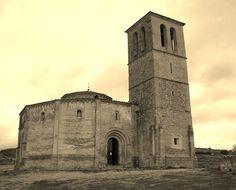 Iglesia de la Veracruz en Segovia #segovia #viajes