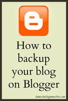 How to back up your posts and comments Blog Writing, Writing Tips, Sprinklers, Rhyme And Reason, Irrigation, Blog Tips, Social Media Marketing, Homeschooling, Computers