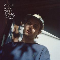 """<3 <3 Mac Demarco """"Salad Days"""" // Rien à faire, mon branleur préféré, je l'aime ! L'album le plus cool de l'année #poprock // Ecoute spotify http://open.spotify.com/album/1l9d1Zj9Iv2eOcdObVhdMy"""