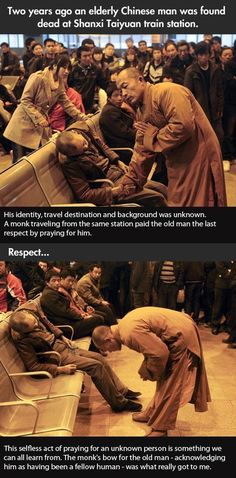 Faith In Humanity Restored -