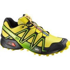 Salomon Speedcross 3 Mimosa Yellow-Black Men