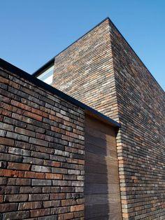 bakstenen gemengd | Bricks | Pinterest | Mauerwerk