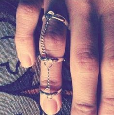 Gypsy Jewelry | ... jewelry, ladder ring, knuckle ring, chains, gypsy, ethnic, tribal
