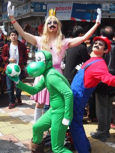 nihonbashi stree festa 3/21 2015, Cosplayers,