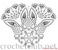 : Paños | Crochet doilies | Pinterest | Crochet, Patterns and Html
