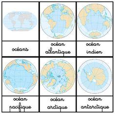 Je viens de voir que je n'ai jamais posté nos cartes de nomenclatures des Continents. Voici donc un petit post pour vous présenter rapidem...