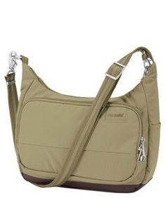 Damen Handtasche Citysafe LS100 anti-theft travel handbag