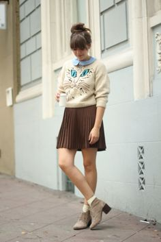 Can I just say that I NEED a sweater like this? :)
