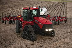 Case IH Rowtrac 500