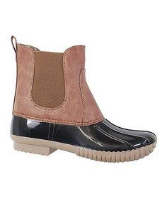 42d642868505 Black Side-Gore Dylan Duck Boot - Women