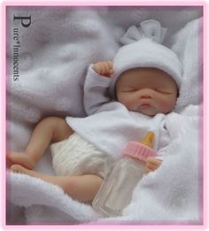 Newborn Baby Dolls, Cute Baby Dolls, Baby Doll Furniture, Barbie Kids, Baby Mold, Real Life Baby Dolls, Silicone Reborn Babies, Baby Fairy, Clay Baby
