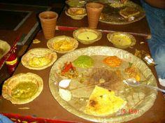 Chokhi Dhani Jaipur - Just Awesome Rajasthani food !!!!