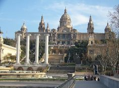 Barcelona. Museu Nacional d'Art de Catalunya.