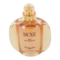 Dune by Christian Dior for Women 3.4 oz EDT Spray (Tester) --- http://www.amazon.com/Dune-Christian-Women-Spray-Tester/dp/B00020E98W/?tag=RCRT-20