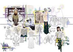 Jasmine Bennett — Northumbria Fashion Fashion Portfolio Layout, Fashion Design Sketchbook, Fashion Sketches, Portfolio Ideas, Sketchbook Layout, Textiles Sketchbook, Sketchbook Ideas, Fashion Illustration Collage, Fashion Collage