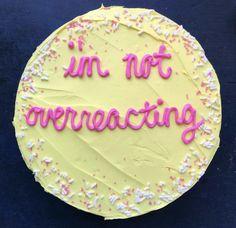 Pinterest Cake, Feminist Art, Box Cake, Becca, Baked Goods, Birthday Cake, Sweets, Baking, Desserts