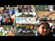 The MDG Achievement Fund has worked in 50 countries around the world to reduce inequalities and spur progress towards the Millennium Development Goals. Countries Around The World, Sustainable Development, Sustainability, Community, Goals, Life, Communion