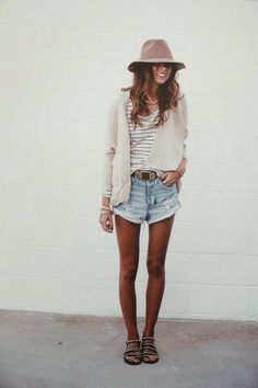 short shorts. | TheyAllHateUs