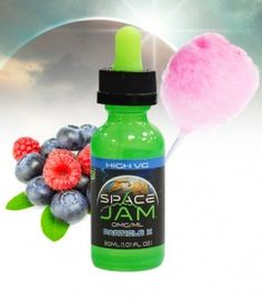 Space Jam's Particle X takes your sweet tooth on a wild ride with its tangy blue raspberry and blueberry fruit flavors, which are whipped up with spun sugar into a super-sweet cotton candy treat that you can vape! Each puff of Particle X from Space Jam cr New Fruit, Fruit Juice, Fruit Smoothies, Space Jam, Mini Fruit Tarts, Blueberry Fruit, Best Insurance, Green Grapes, Vape Juice