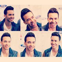 He's smile ❤️