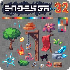 "ENDESGA Studios on Twitter: "">  PIXEL  ART  TUTORIAL  Learn some basics of form and preparation:  https://t.co/eYF4gJeUee  <3 #pixelart #tutorial https://t.co/84iafF2kZB"""