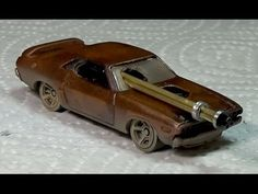 Hot Wheels Mad Max Custom #3 - YouTube