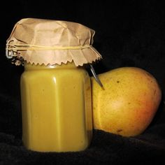 Recipe Mango Butter by Jo-Ann Price - Recipe of category Sauces, dips & spreads