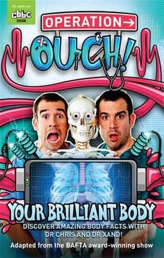 Operation Ouch!: Your Brilliant Body byDr. Chris van Tulleken(ISBN:9780349001814)