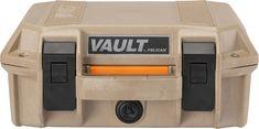 V100 Vault Small Pistol Case | Pelican Official Store Pistol Case, Video Team, Tactical Bag, Gun Cases, Official Store, Vaulting, Wood Plans