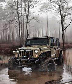Jeep Bath