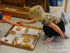 Penny Maps: 3-D Maps with Children