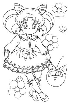 Sailor Moon Coloring Pages, Sailor Moon Crystal, Sailor Scouts, Classic Cartoons, Good Ol, Fashion Sketches, 2 Colours, Beautiful Creatures, Childhood Memories