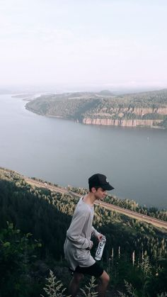 Sky's so clear when your the view||Daniel Seavey