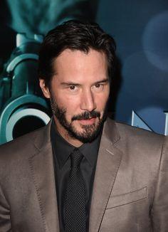 Keanu Reeves Photos: 'John Wick' Premieres in LA
